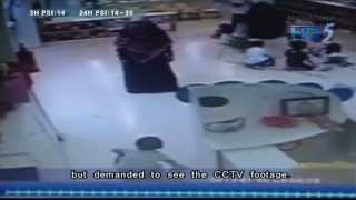 Teacher in alleged child abuse at NTUC childcare was arrested - 07Jul2013