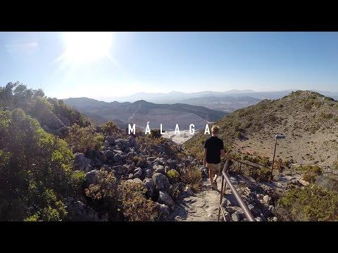 Málaga, Spain - Travel video
