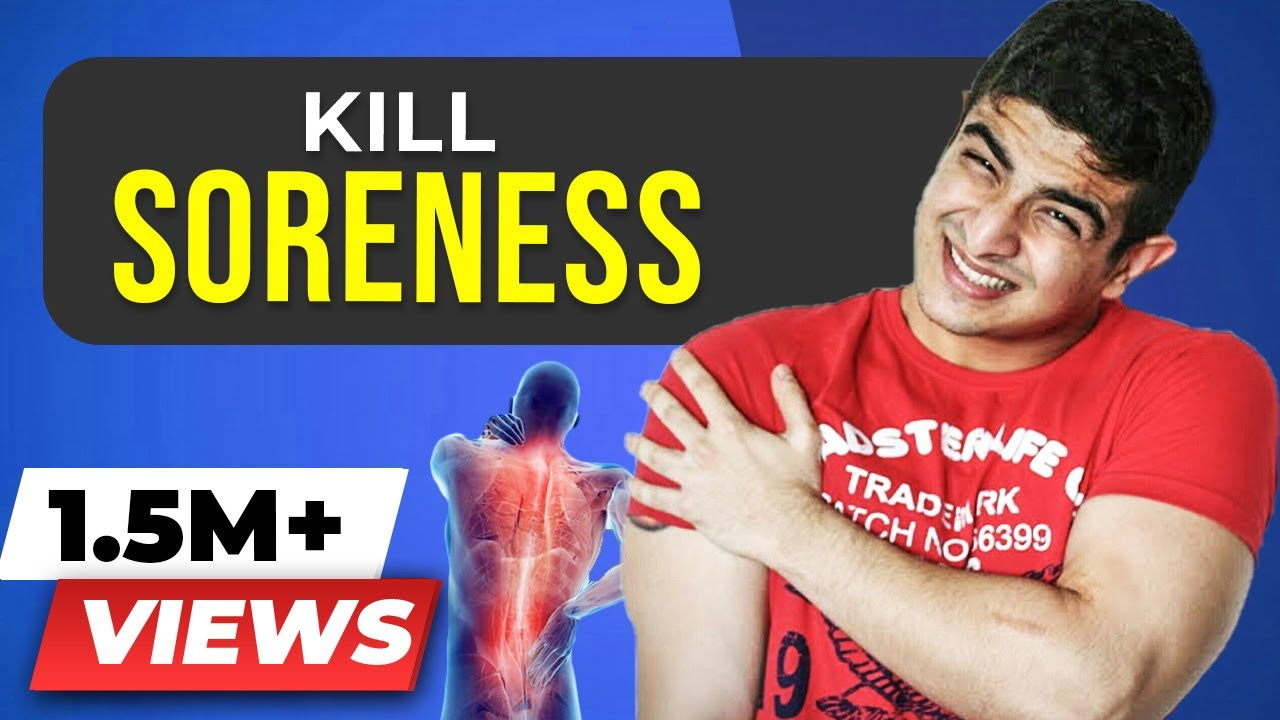 Muscle Soreness Recovery After Workout Top 3 Relief