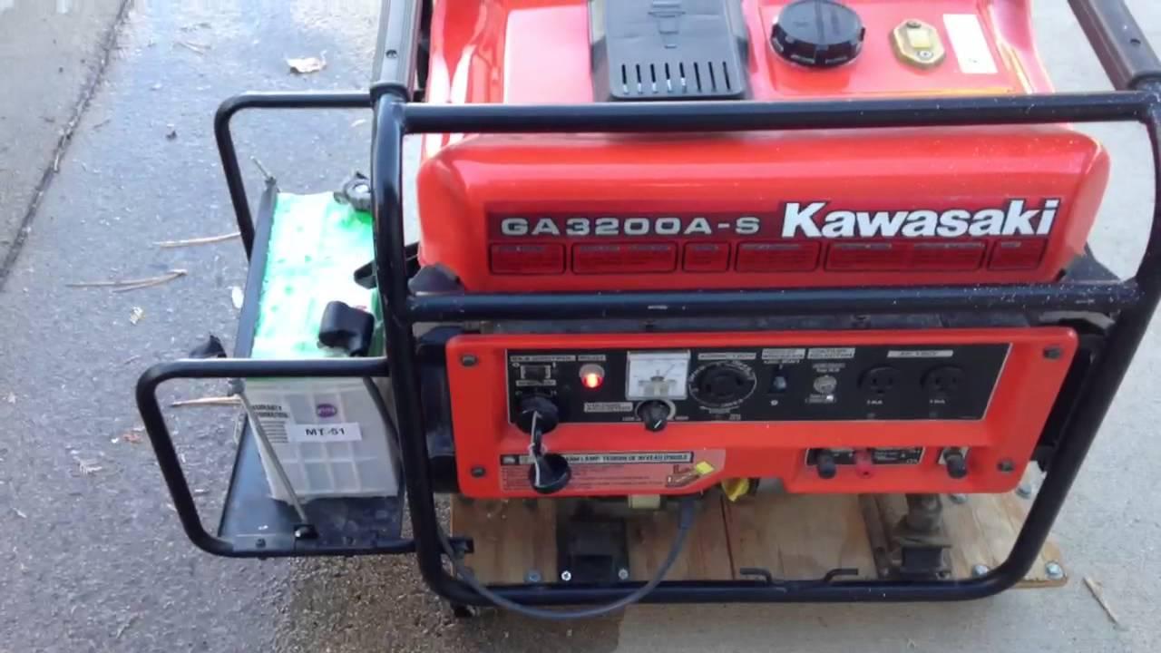Kawasaki Watt Generator