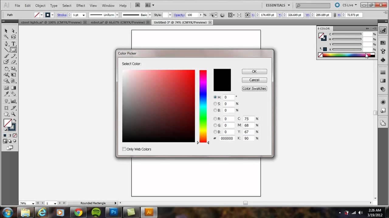 how to create symbols illustrator
