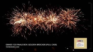 GM403 12s Finale Box Golden Brocade
