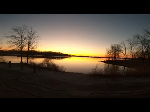 Bass Fishing Newton Lake