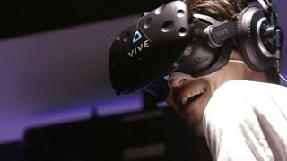Virtual reality amusement park opens in Tokyo