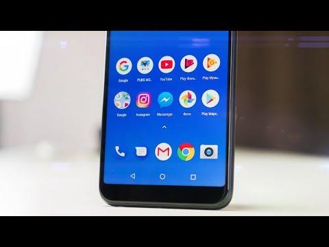 Первый Обзор Asus Zenfone Max Pro M1