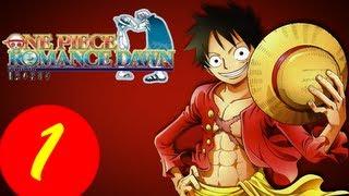 One Piece Romance Dawn épisode 1