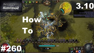 Gambar cover How To *FULLY AFK* Tier 16 Blighted Maps in 3.10 Delirium League *100%* - 260