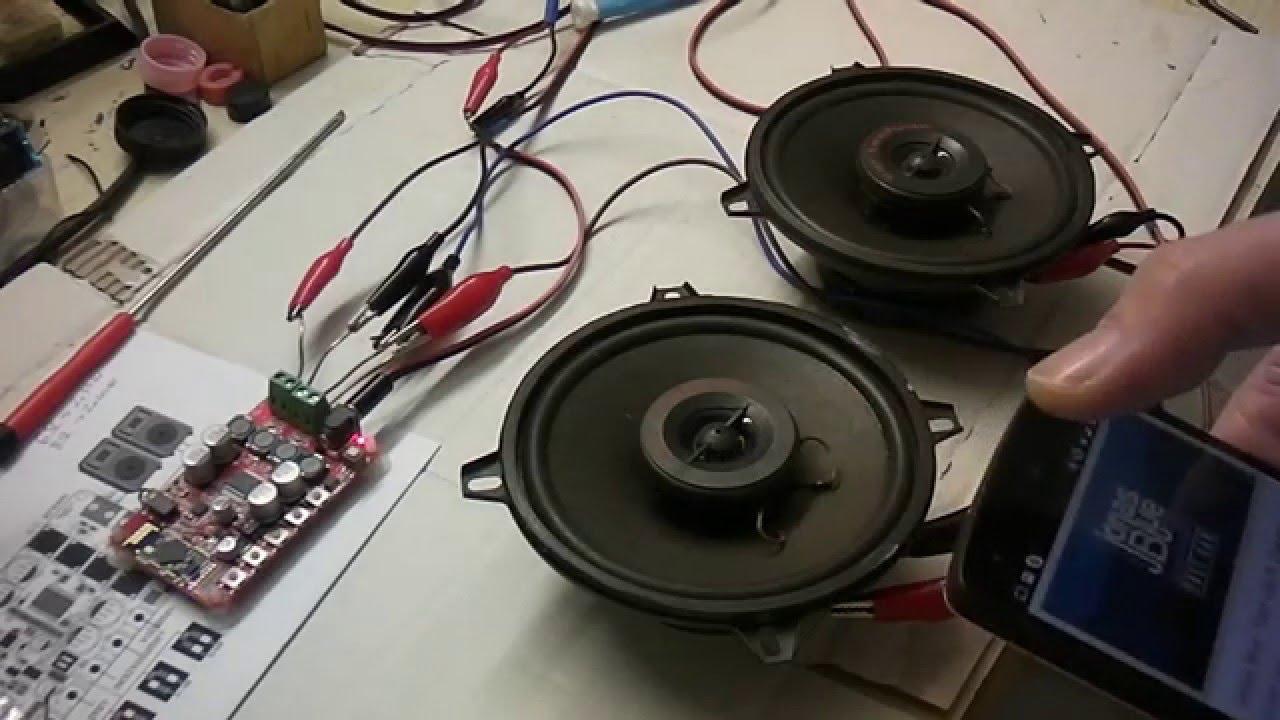 tdap bluetooth amplifier loose solder joint fix youtube