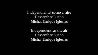 Descemer Bueno, Enrique Iglesias, El Micha - Nos Fuimos Lejos  S