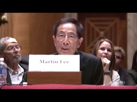 Martin Lee says that Hong Kong's autonomy is America's business