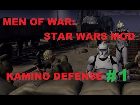 Men Of War Assault Squad 2 - Star Wars Mod ~ Kamino ...