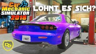 « LOHNT ES SICH? » - Car Mechanic Simulator 2018 #5 - Deutsch
