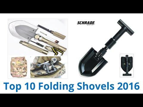 10 Best Folding Shovels 2016