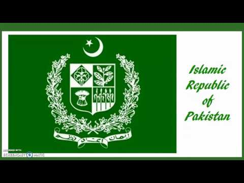 The 1956 Constitution of Pakistan