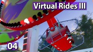 Mit Überschlag!? ► Virtual Rides #4 Fahrgeschäft Simulator Gameplay PREVIEW