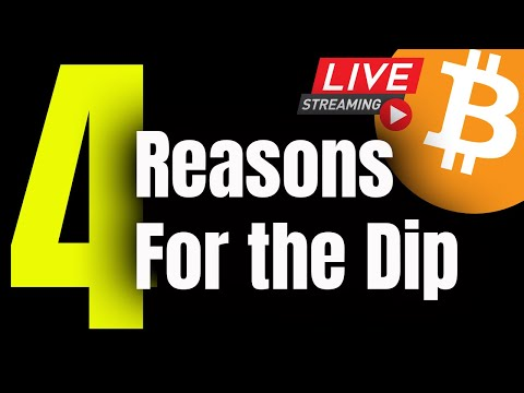 4 Reasons for the Bitcoin DIP