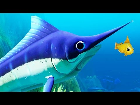 THE SWORDFISH IS AMAZING - New Feed and Grow Fish Update! - Part 22 | Pungence