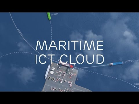 Maritime ICT Cloud transforms shipping