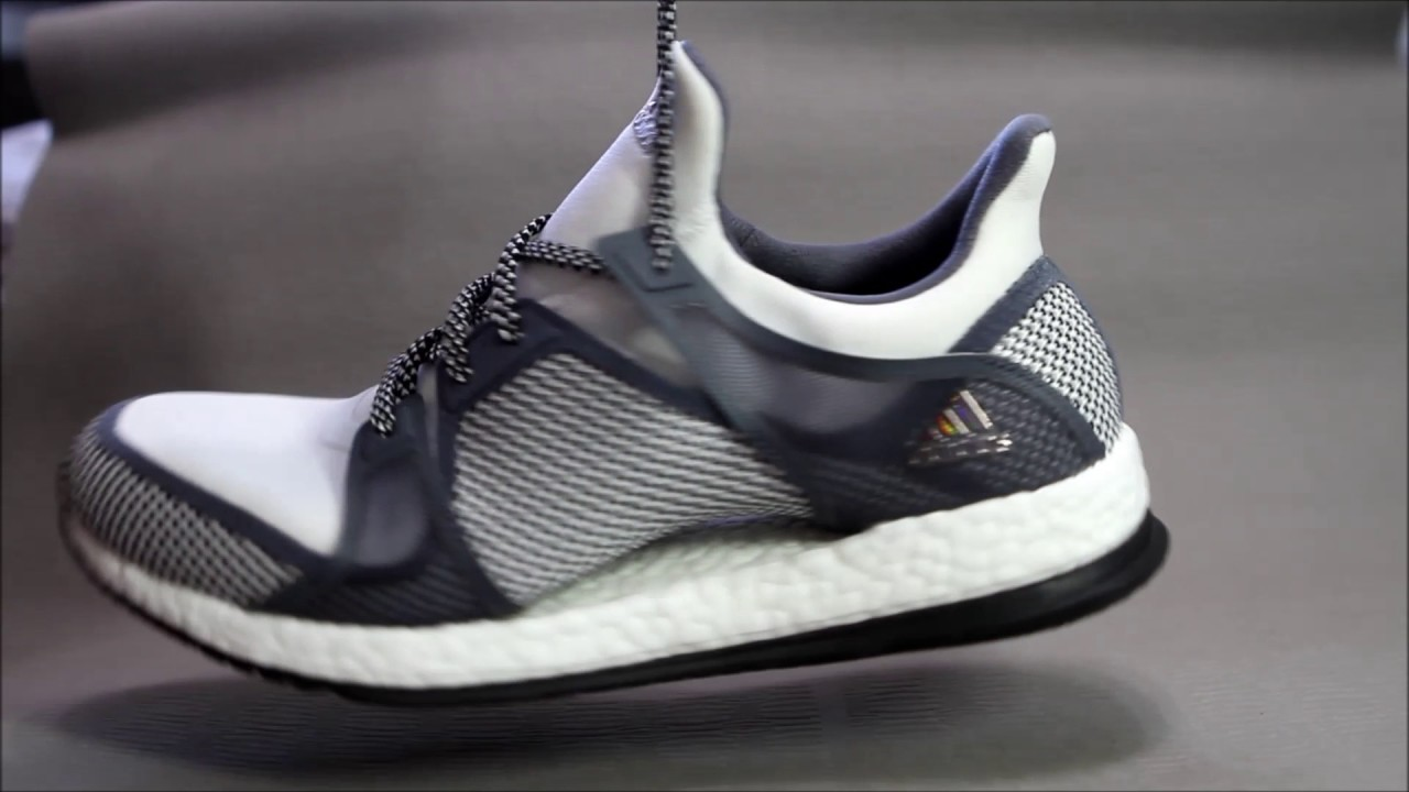 19bd966ffe4d04 Unboxing Adidas Pure Boost X TR - YouTube