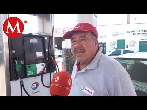 Sigue el desabasto de gasolina en el estado de Hidalgo