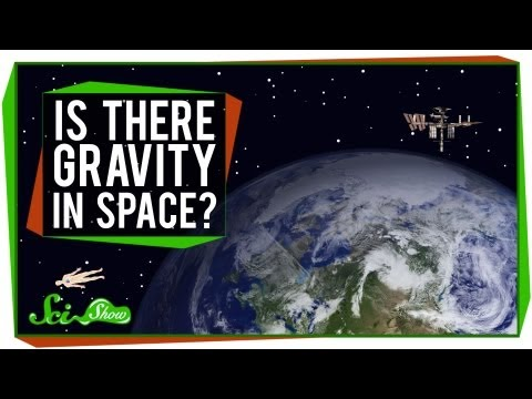 Is There Gravity in Space?