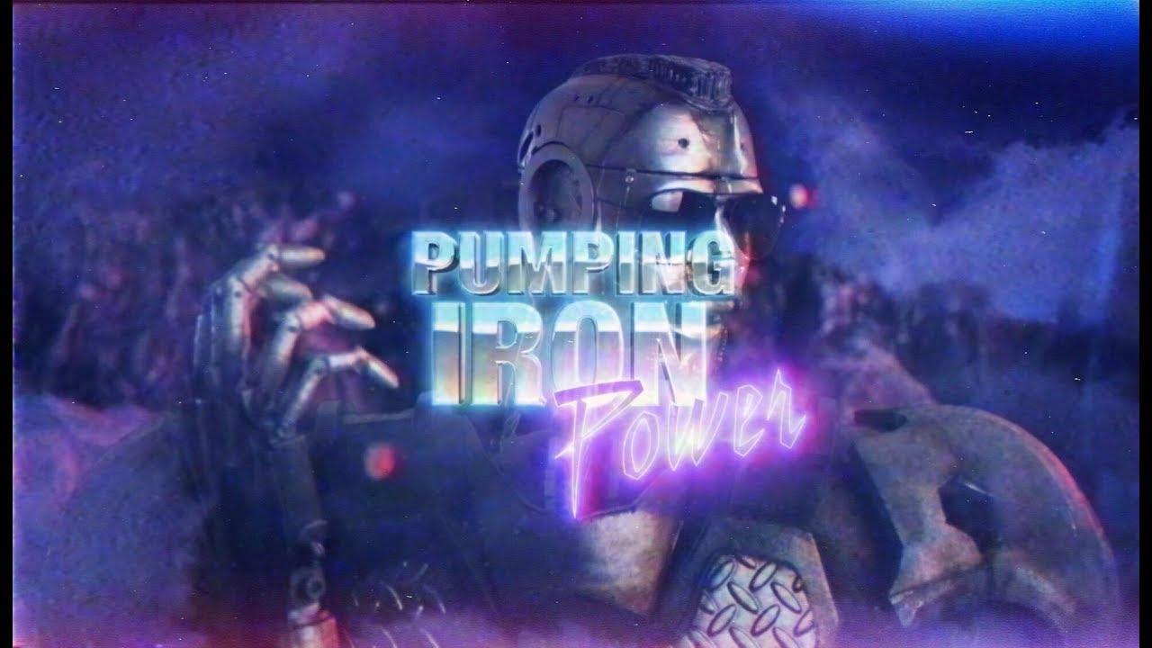 Grailknights  Pumping Iron Power (feat Joakim Brodén