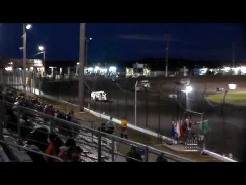 Modified Heat 2 @ Hancock County Speedway 06/30/17