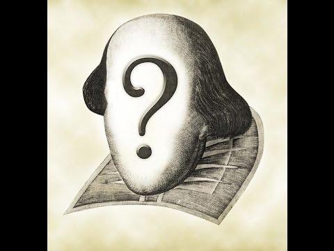 The Shakespeare Authorship Debate 2017