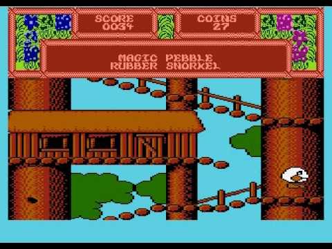 Treasure Island Dizzy - Atari XL/XE gameplay