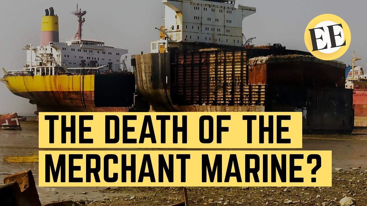 Why are Billions of Dollars Worth of Ships Being Intentionally Destroyed?