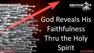 STCOC Sunday, Nov 15,  2020 Worship Service