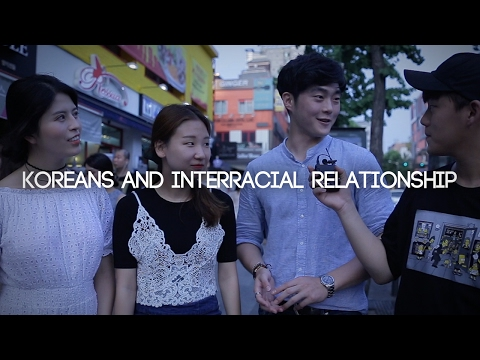 interracial dating in south korea