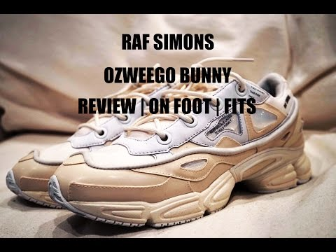 Raf Simons Ozweego Bunny Review | On Foot | Outfits