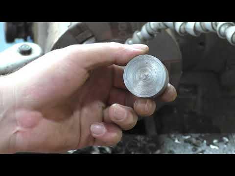 Как заточить отрезной резец по металлу и как он режет