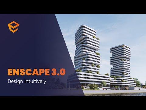 Enscape 3.0 – Design Intuitively