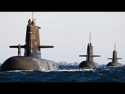 Why The U.S Built Only 3 Of The Deadliest Submarines Ever, Like The F-22 Of Submarines