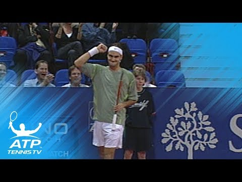 Federer shot vs Roddick in Basel 2002 is still today one of the most ridiculous plays I ever seen