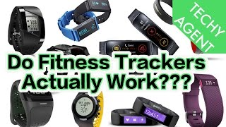 Do Fitness Trackers & Bands Actually Work?