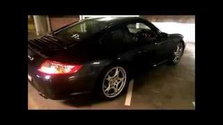 Porsche 997 911 Carrera S Idle sound and walkaround