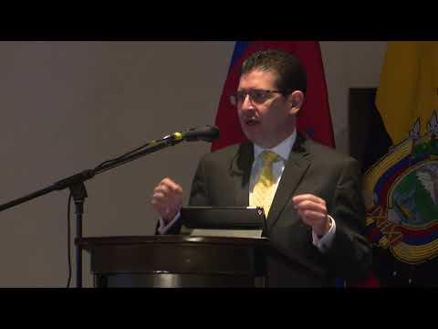 V Seminario de Derecho Público y Derecho Internacional, Procurador Diego García Carrión