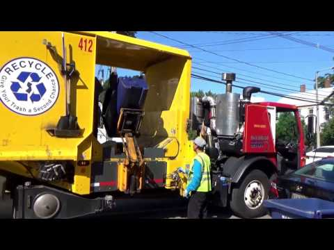 Capitol Waste Services 412 ~ Mack LEU Labrie Expert 2000