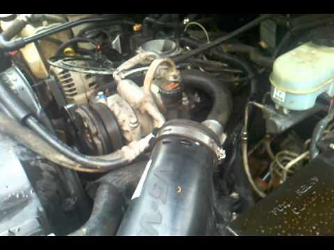 S10 4.3 valve tap repair