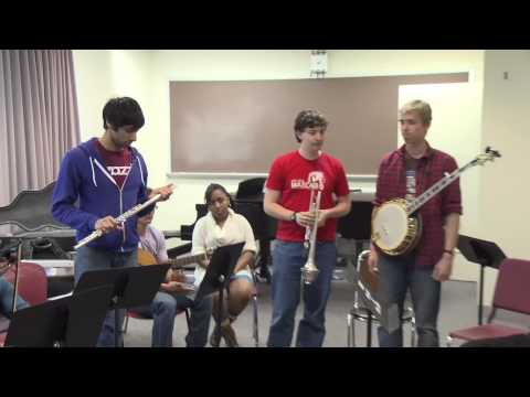 Guest Artist Workshop 2.2: Indian Classical Music student demonstrations