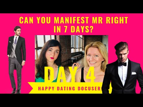 ATTRACT MR. RIGHT IN 7 DAYS - Day 4: Be Grateful NOW