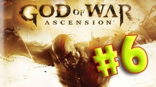God Of War Ascension - Parte 6 - El Oraculo y El peor Bug Ever (By Juegospcgamer)