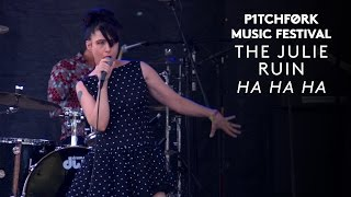 the julie ruin perform ha ha ha pitchfork music festival 2015