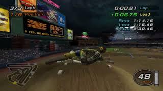MTX Mototrax: Atlanta Supercross Max Difficulty