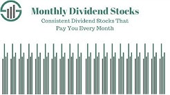 Monthly Dividend Stocks: Generate Passive Income Each Month