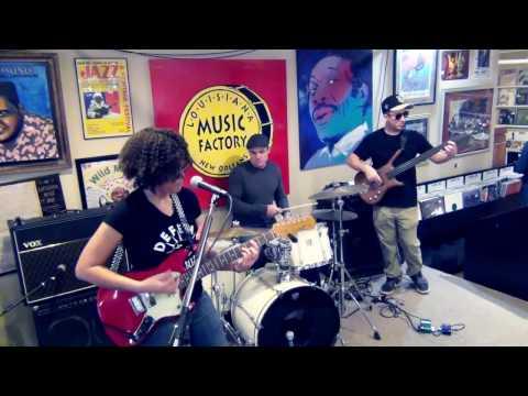 MIA BORDERS @ LOUISIANA MUSIC FACTORY 2017