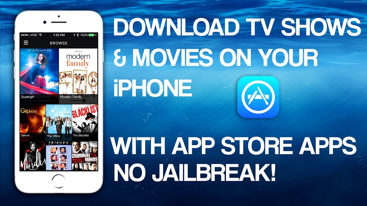 good apps to download movies on iphone